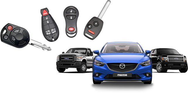 Garner Locksmith car keys made and more at your location