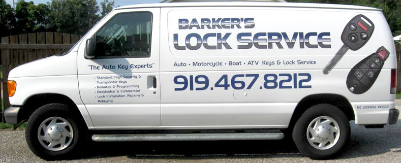 raleigh-locksmith-work-van